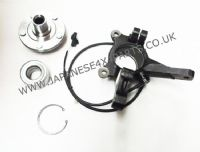 Mitsubishi Outlander CU5W - 2.4PETROL - 4WD (11/2003-10/2006) - Front Steering Knuckle + ABS Anti Skid Sensor + HUB + Bearing L/H